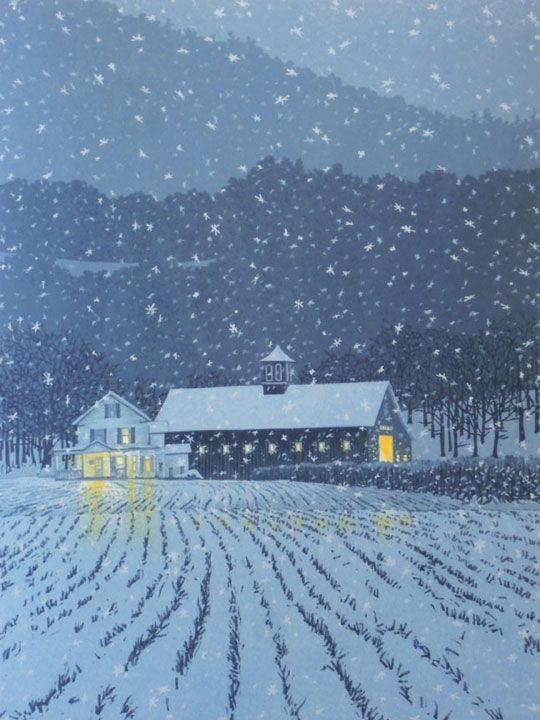 """""""Píseň o prvním sněhu"""""""